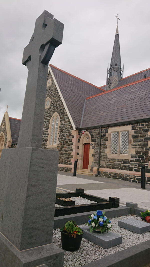 Rev P Regan PP Plot The Chapel Lavey Parish Co Derry Ireland