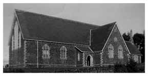 St Mary's Lavey 1950s