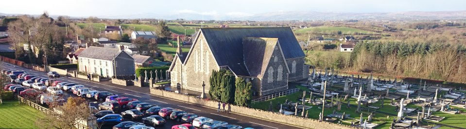 Lavey Chapel from top of Christmas Tree 2014ad