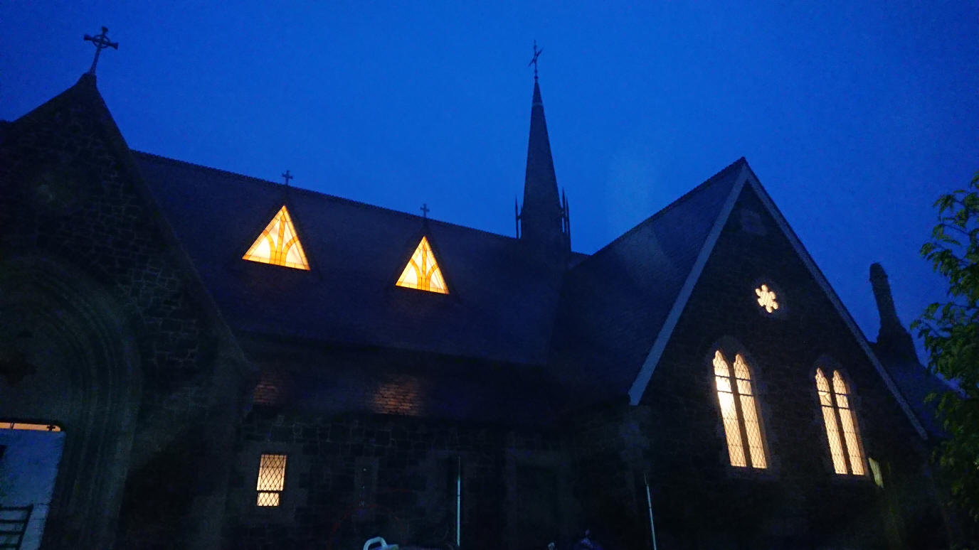 Chapel Lights