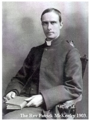 Father Patrick McKeefry 1903.